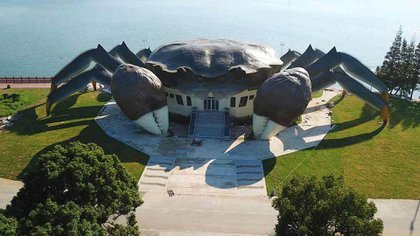 China es sinónimo de extravagancia, por lo menos si hablamos de arquitectura
