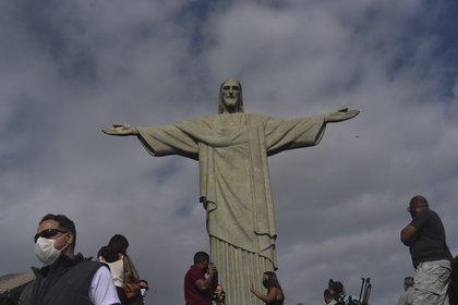 Los hospitales de grandes ciudades como Sao Paulo, Rio de Janeiro y Belo Horizonte reportaron recientemente tasas de ocupación superiores al 90% por los casos de coronavirus (FABIO TEIXEIRA / ZUMA PRESS / CONTACTOPHOTO)