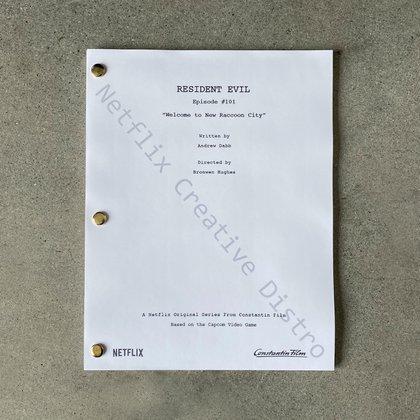 Netflix está a cargo de una serie live-action de Resident Evil centrada en las hijas de Albert Wesker (Foto: Twitter)