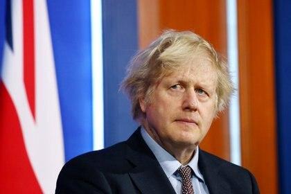 El premier Boris Johnson (Reuters)