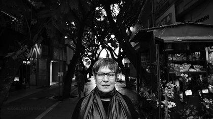 María Teresa Andruetto (Hugo Suárez)