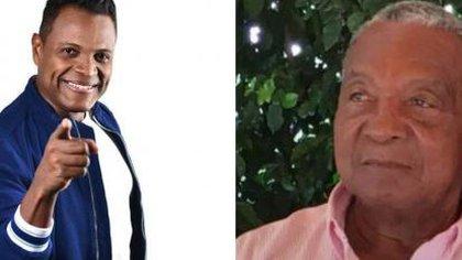 Falleció el padre del cantante Omar Geles
