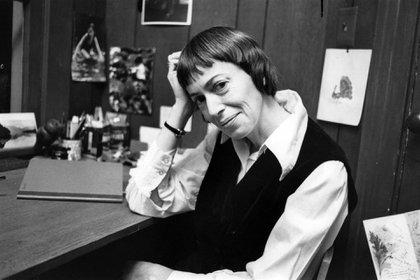 Le Guin falleció el22 de enero de 2018, a los 88 años en su casa de Portland, EEUU