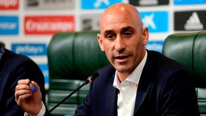 El presidente de la RFEF destituirá a Moreno (AFP)