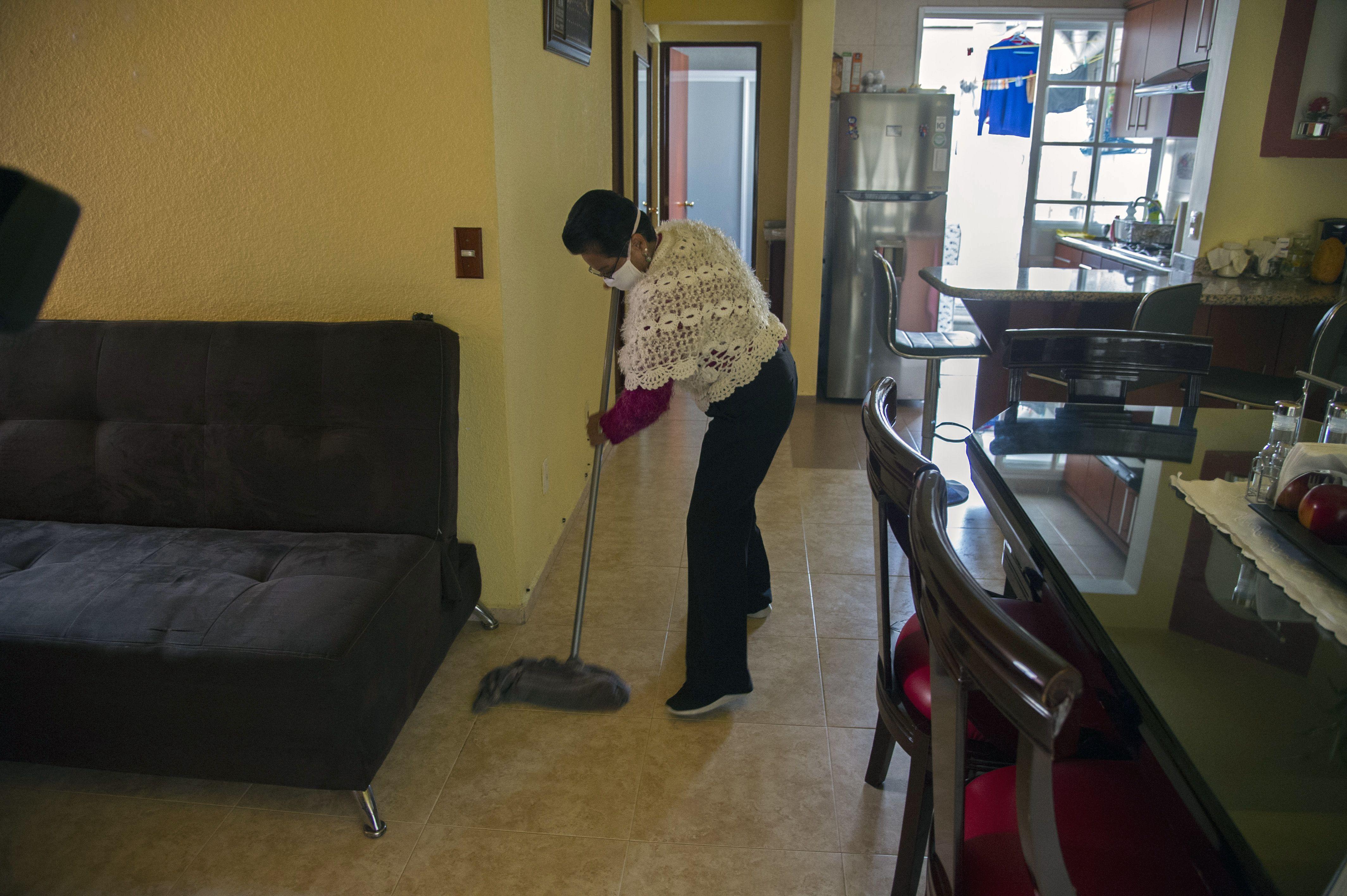 empleadas domesticas - mexico - 26062020