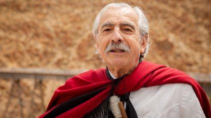 Eduardo Polo Román, histórico integrante de Los Chalchaleros (Crédito: Billboard)