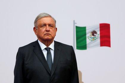 Presidente de México en su Informe de Gobierno (Foto: Presidencia)