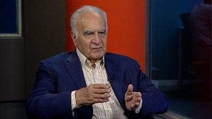 Daniel Stamboulian, médico pediatra e infectólogo y director general médico de Stamboulian Servicios de Salud