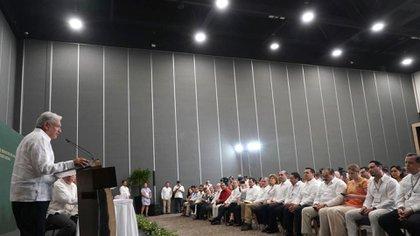 El proyecto le tomará alrededor de dos años (Foto:Presidencia México)