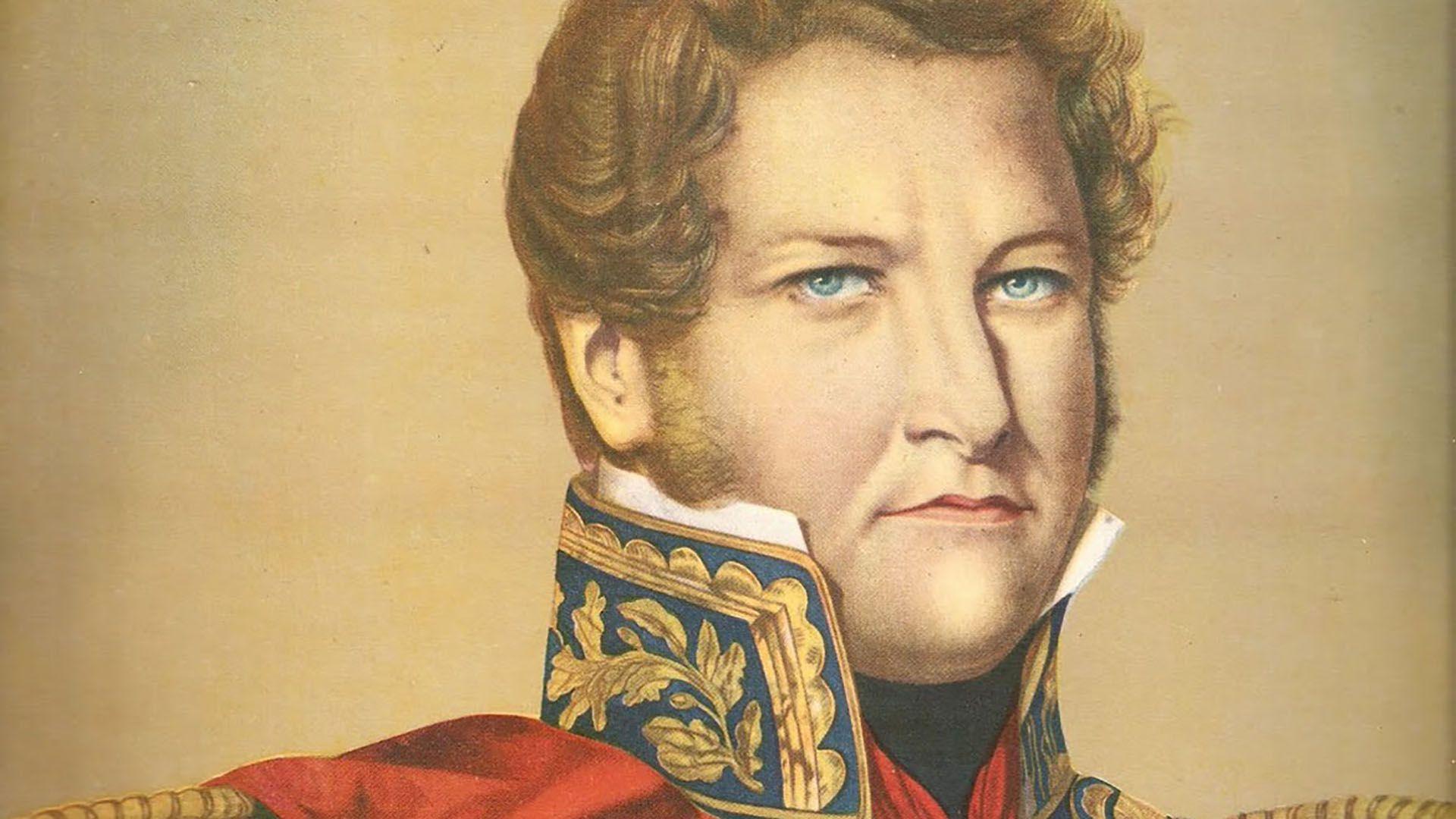 Juan Manuel de Rosas llegó a tener la suma del poder público
