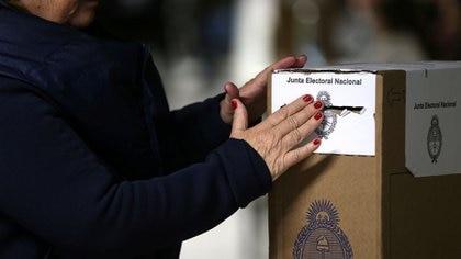Ya se piensa cómo podrían ser las elecciones en pandemia (REUTERS/Agustin Marcarian)