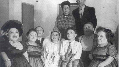La familia Ovitz