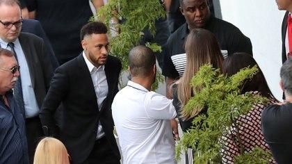 Neymar se lesionó en el amistoso ante Qatar previo a la Copa América