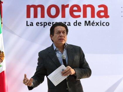 INE multó a Morena con más de 3 millones de pesos por irregularidades en precampañas EFE/ Mario Guzmán/Archivo