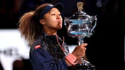 Naomi Osaka se coronó campeona del Australian Open