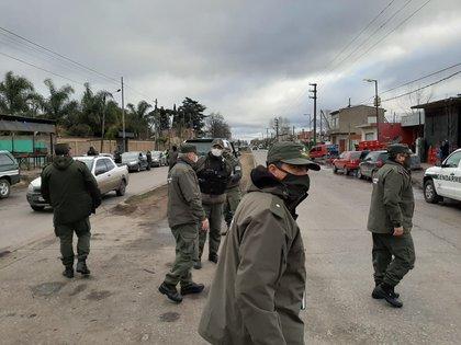 Por la inseguridad en la provincia de Buenos Aires, las fuerzas federales actúan en los barrios más complicados