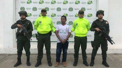 El 'Señor de la Guerra', el mayor traficante de armas para los grupos ilegales del Eln, el Clan del Golfo y Los Pelusos, fue capturado el mes pasado en Cúcuta mientras intentaba volarse hacia Venezuela.