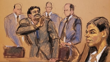 Guzmán Loera fue sentenciado a cadena perpetua (Foto: Reuters)