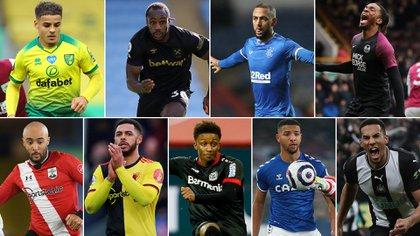 Los 9 jugadores que Jamaica quiere nacionalizar