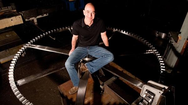 Jeff Bezos es el principal inversor de este proyecto