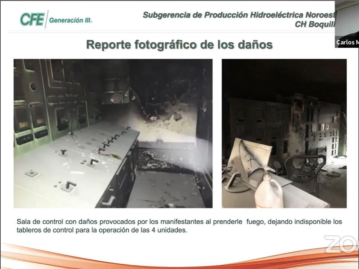 (Captura de pantalla: Facebook/Conagua)