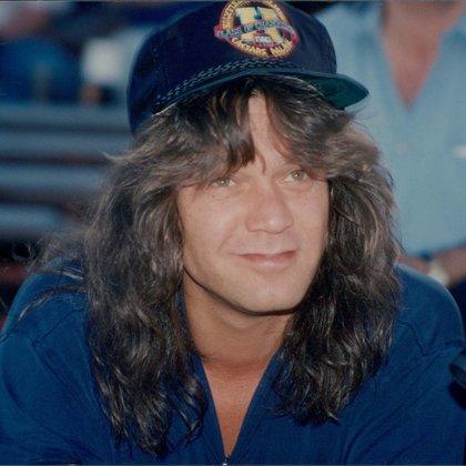 Eddie Van Halen en 1992 (John Barrett-photolink.net/Mediapunch/Shutterstock)