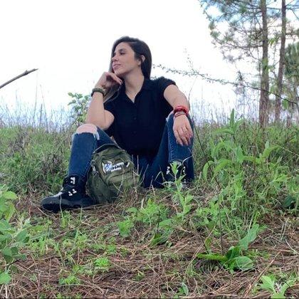 Emma Coronel no dejó de ir a Canelas, su tierra (Foto: Facebook/Emma Coronel)