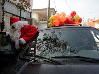 El recorrido de Alberto Molina en Monterrey  (REUTERS/Daniel Becerril)