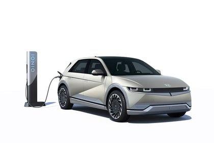 Un modelo de producción en serie 100% eléctrico (Hyundai)