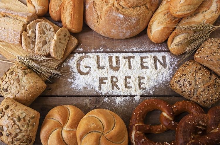 """Con un 6% estimado de personas celíacas o sensibles al gluten, la moda """"gluten free"""" no tiene sentido para el 94% restante de la población.(Getty)"""
