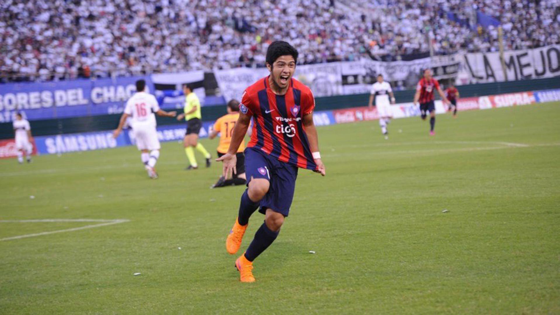 Sergio Díaz era considerado la nueva joya del fútbol paraguayo, jugador del Real Madrid de segunda división, con paso en Cerro Porteño, llegó al América con las expectativas muy altas. (Foto: Archivo)