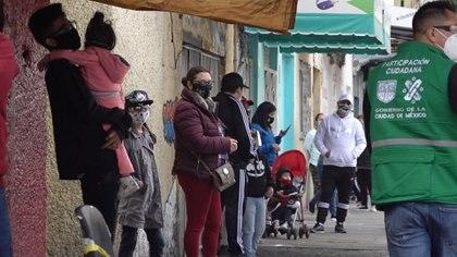 México ha llegado a 573,888 casos confirmados y 62,076 muertes por COVID-19 (Foto: Infobae México.)