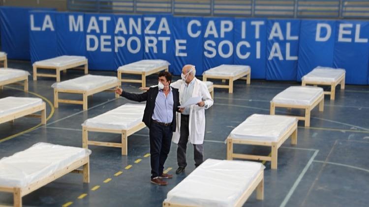 Fernando Espinoza, intendente de La Matanza