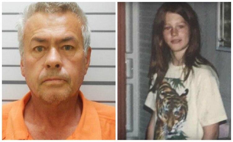 Henri Michelle Piette (izquierda) secuestró a Rosalynn McGinnis (derecha)(Foto: AP/People)