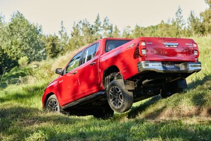La Hilux no tiene contra en el segmento de las pickups (Toyota)