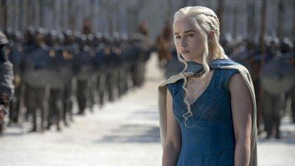 """Emilia Clarke confesó que estuvo a punto de morir tras la primera temporada de """"Game of Thrones"""""""