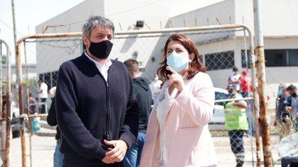 En la interna del peronismo bonaerense, Mariel Fernández no duda en apoyar a Máximo Kirchner como presidente del PJ.