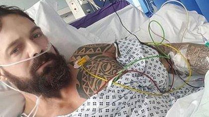 Sean Tierney se sometió a una terrible operación