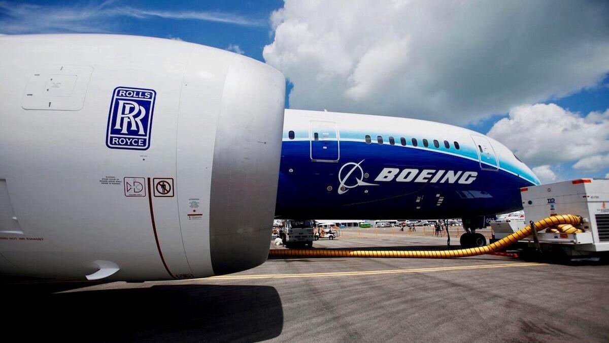 Encantador Ejemplos De Reanudar Para Boeing Festooning - Ejemplo De ...