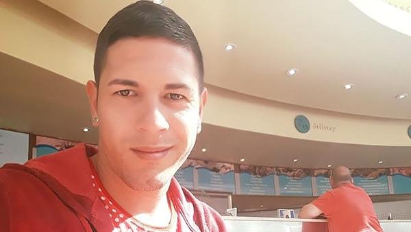 Bernardo Gabriel Caballero, el lateral involucrado (Facebook)