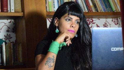 Eva Mieri, concejal quilmeña del Frente de Todos