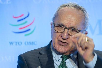 """Seade consideró que el mundo necesita una OMC """"eficaz, inclusiva y dinámica"""" ajustada al siglo XXI y que, sin ser un """"sistema perfecto, funciones y responda a todos sus integrantes"""". (Foto: EFE)"""