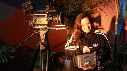 Majo Staffolani, un espíritu libre detrás de una cámara
