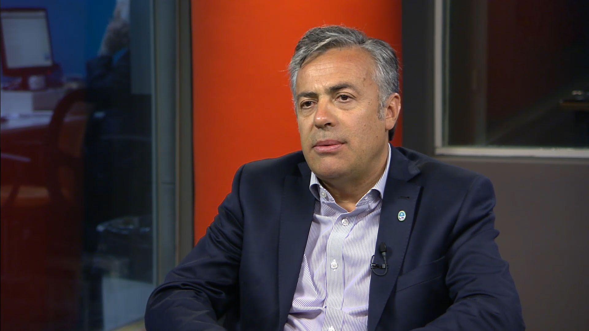 Alfredo Cornejo es el actual gobernador de Mendoza
