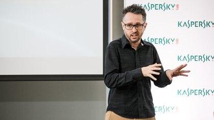Fabio Assolini, investigador senior en Kaspersky Labs y miembro del Equipo Global de Investigación y Análisis (GReAT)