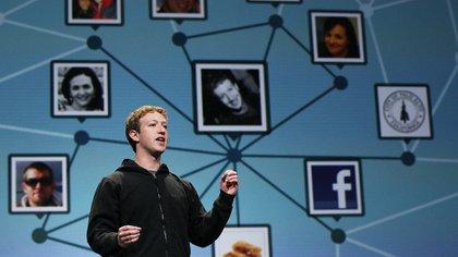 Mark Zuckerberg, cofundador de Facebook. (Foto: Justin Sullivan/Getty Images)