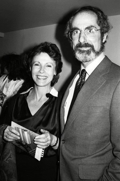 El matrimonio de Philiph Roth con la actriz británica Claire Bloom terminó en los tribunales y en una clínica psiquiátrica. (Shuttestock)