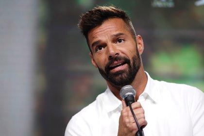 Ricky Martin también tiene mucha actividad como filántropo. (Foto: EFE/Alberto Valdés/Archivo)