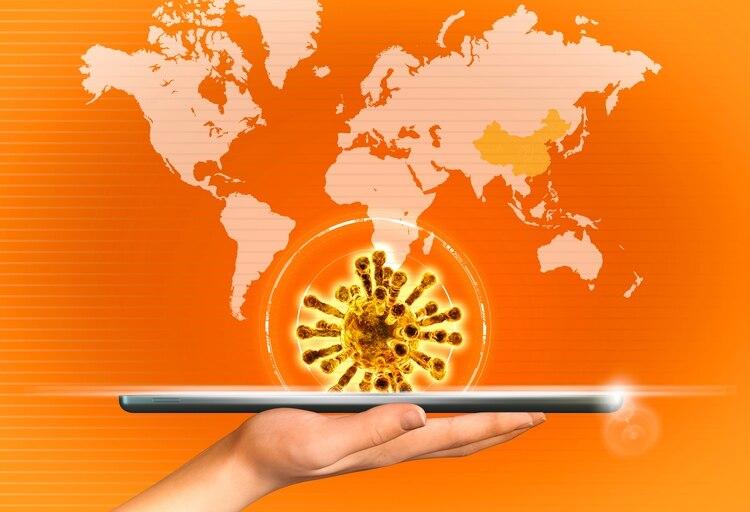 Las preguntas más frecuentes en Internet relacionadas con el coronavirus COVID-19 (Shutterstock)