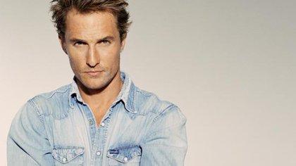 Matthew McConaughey confesó que un hombre abusó sexualmente de él a los 18 años